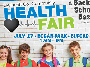 Community Health Fair and Back-To-School Bash