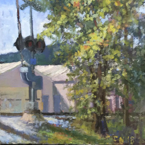 Fall 2019 Painting Classes with Curney Nuffer