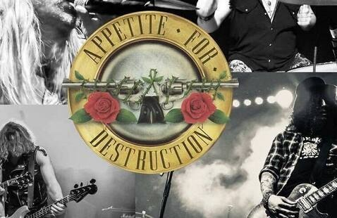 Appetite For Destruction-Guns N Roses Tribute