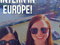 EPA Summer Internships in Europe Info Meeting