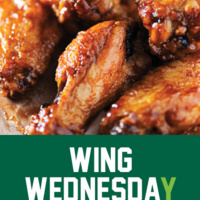 BMD Welcome Week: Wing Wednesday