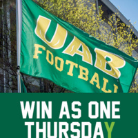 BMD Welcome Week: Win As One Thursday