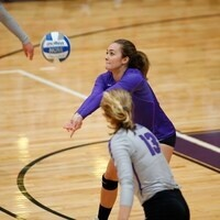 Kenyon College Volleyball vs Marietta College