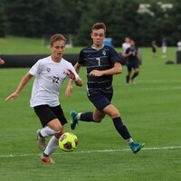 Kenyon College Men's Soccer vs Wilmington College