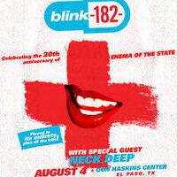 Postponed: Blink-182 Concert