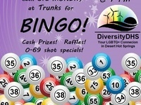 Bingo Night Sponsored by DiversityDHS