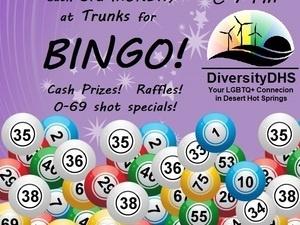 Bingo Night Sponsored by DiversityDHS