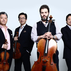 SHANGHAI QUARTET WITH SOOVIN KIM, VIOLIN AND ORION WEISS, PIANO
