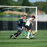 Kenyon College Men's Soccer vs Denison University