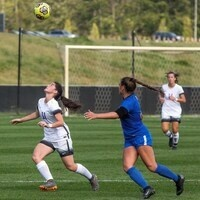 Kenyon College Women's Soccer vs NCAC Tournament Final
