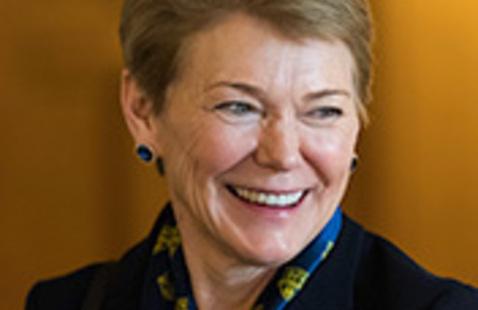 Inauguration Ceremony: President Sarah Mangelsdorf