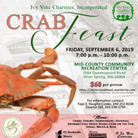 Ivy Vine Charities, Inc Crab Feast