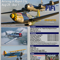 AirPower History Tour Lands in Rapid City, SD