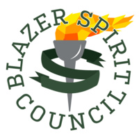 Blazer Spirit Council Homecoming Survey Table