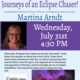 Presentation: Journeys of an Eclipse Chaser