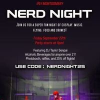 iFLY Nerd Night