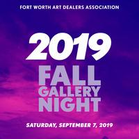 2019 FWADA Fall Gallery Night