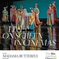 MET Opera Live: Madama Butterfly
