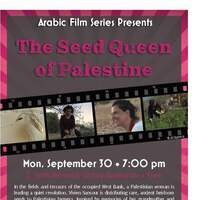 Arabic Film Series: The Seed Queen of Palestine