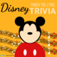 Disney Finish the Lyric Trivia