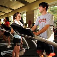 Wellness and Recreation Student Employee Job Recruitment Tabling
