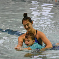 Learn to Swim Session 7 Begins