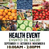 Health Event for Grocery Store Owners/Evento de Salud para Bodegueros