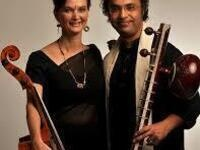 World Music Series: Shubhendra Rao and Saskia Rao-de Haas