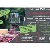 "Art After Dark presents ""A Cardinal Toast"""