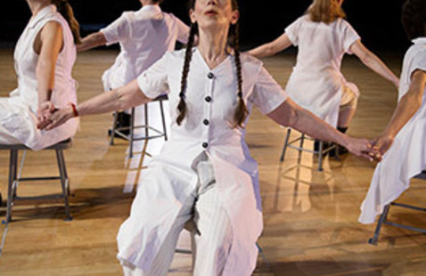 Meredith Monk's Cellular Songs: Concert Version