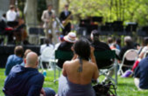 2015 Brubeck Festival Jazz on the Green