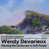 Painting the Landscape with Soft Pastel Workshop