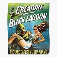 Movie - Creature from the Black Lagoon