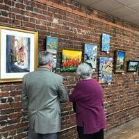 """""""Serendipitous"""": Chester Artists @ Uptown Gallery"""