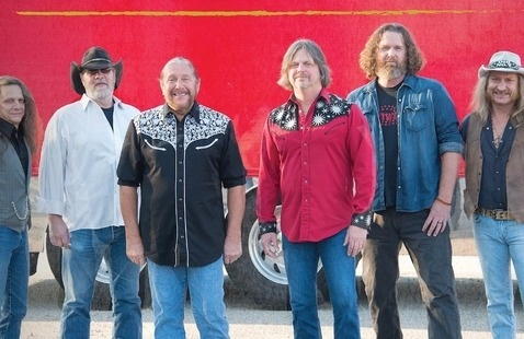 The Marshall Tucker Band Live at the Eagle Theatre