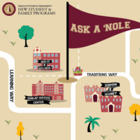 Ask a 'Nole: Happy 1st Day! (Directions)