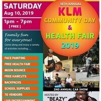 KLM Community Day & Health Fair