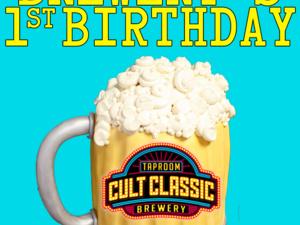 Brewery's 1st Birthday