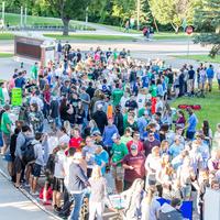 Welcome Weekend Student Organization Fair