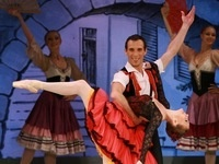 """CES presents Russian National Ballet in """"Don Quixote"""""""