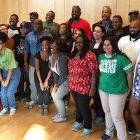 Alumni of Color Mentoring Fall Weekend 2019