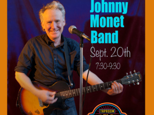 The Johnny Monet Band LIVE @ Cult Classic