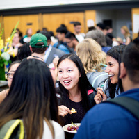 Chancellor's Fall Reception for UCSF Students
