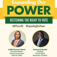 Expanding Our Power: Restoring the Right to Vote