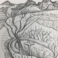 Border Lands 2019, A Sketchbook Journey by Betty LaDuke