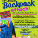 12th Annual Beat Backpack Attack