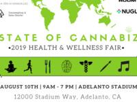State of Cannabiz - Health & Wellness Fair 2019