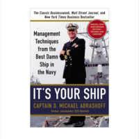 Accidental Book Club: It's Your Ship, by Mike Abrashoff | Human Resources