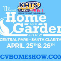 KHTS Home & Garden Show - April 25th & 26th 2020
