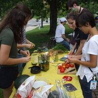 Garden Commons Salsa Party Harvest Fest!